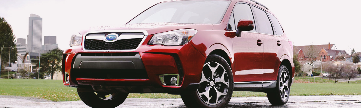 2016 Subaru Forester - Design