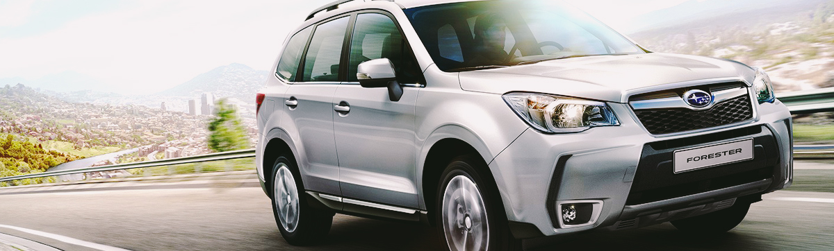 2016 Subaru Forester - Buy a New SUV Online