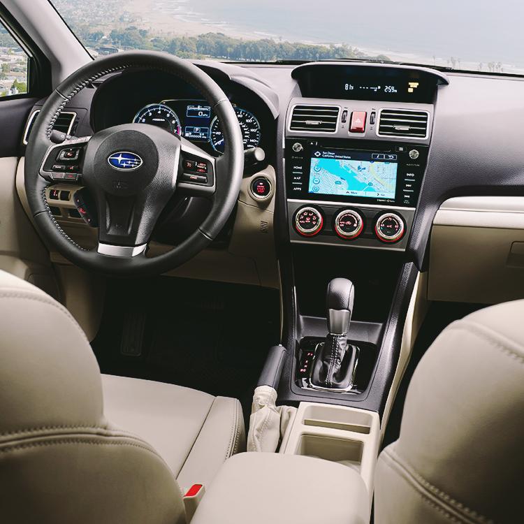 2015 Subaru Impreza - Interior