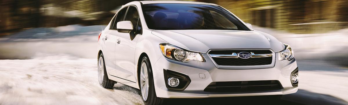 2015 Subaru Impreza - Buy a New Car Online