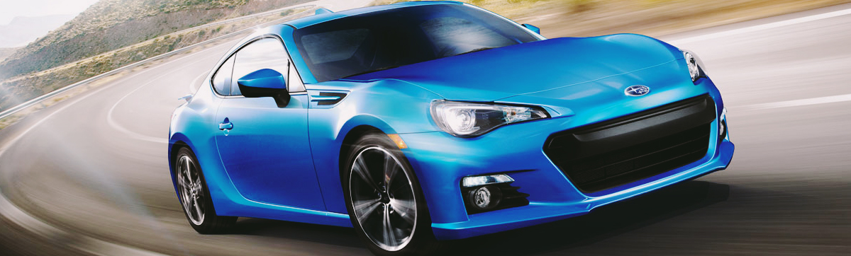 2015 Subaru BRZ - Buy a Sports Car Online