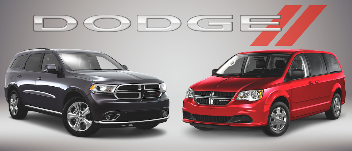Dodge Durango and Grand Caravan