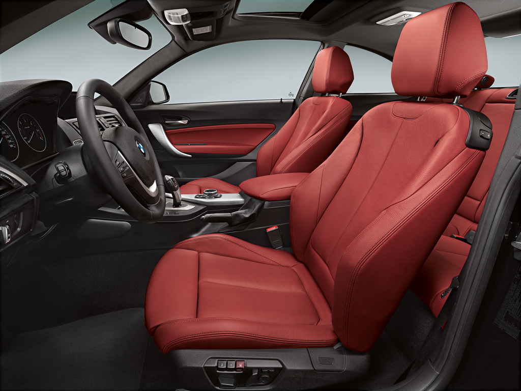2015 BMW Series 2 - Interior
