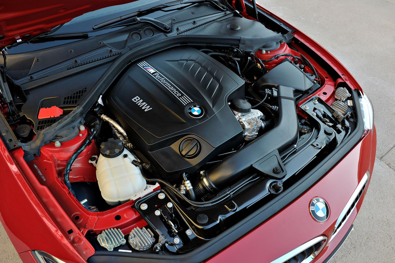 BMW 2 Series engine