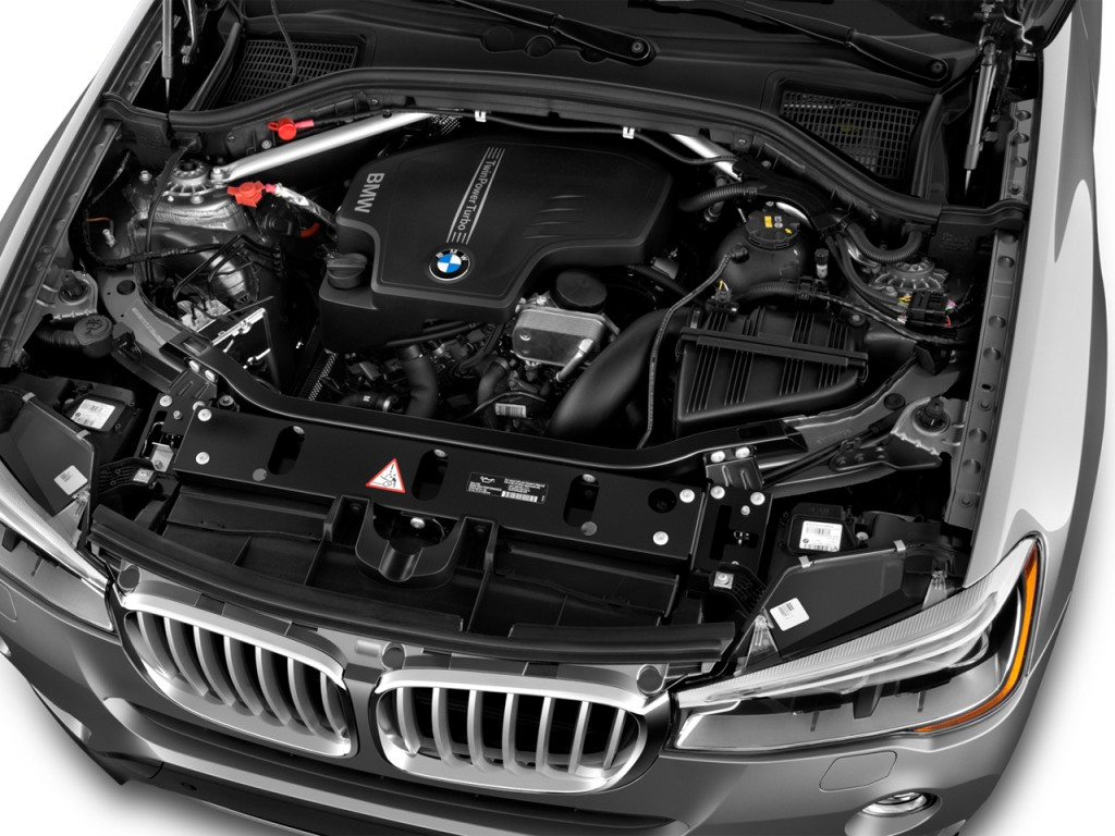 2015 BMW X3 Engine