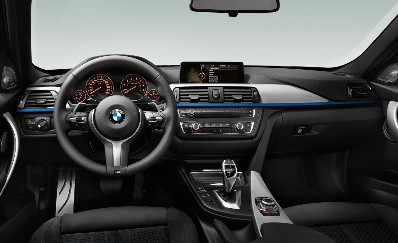 2015 BMW 3 Series - Interior
