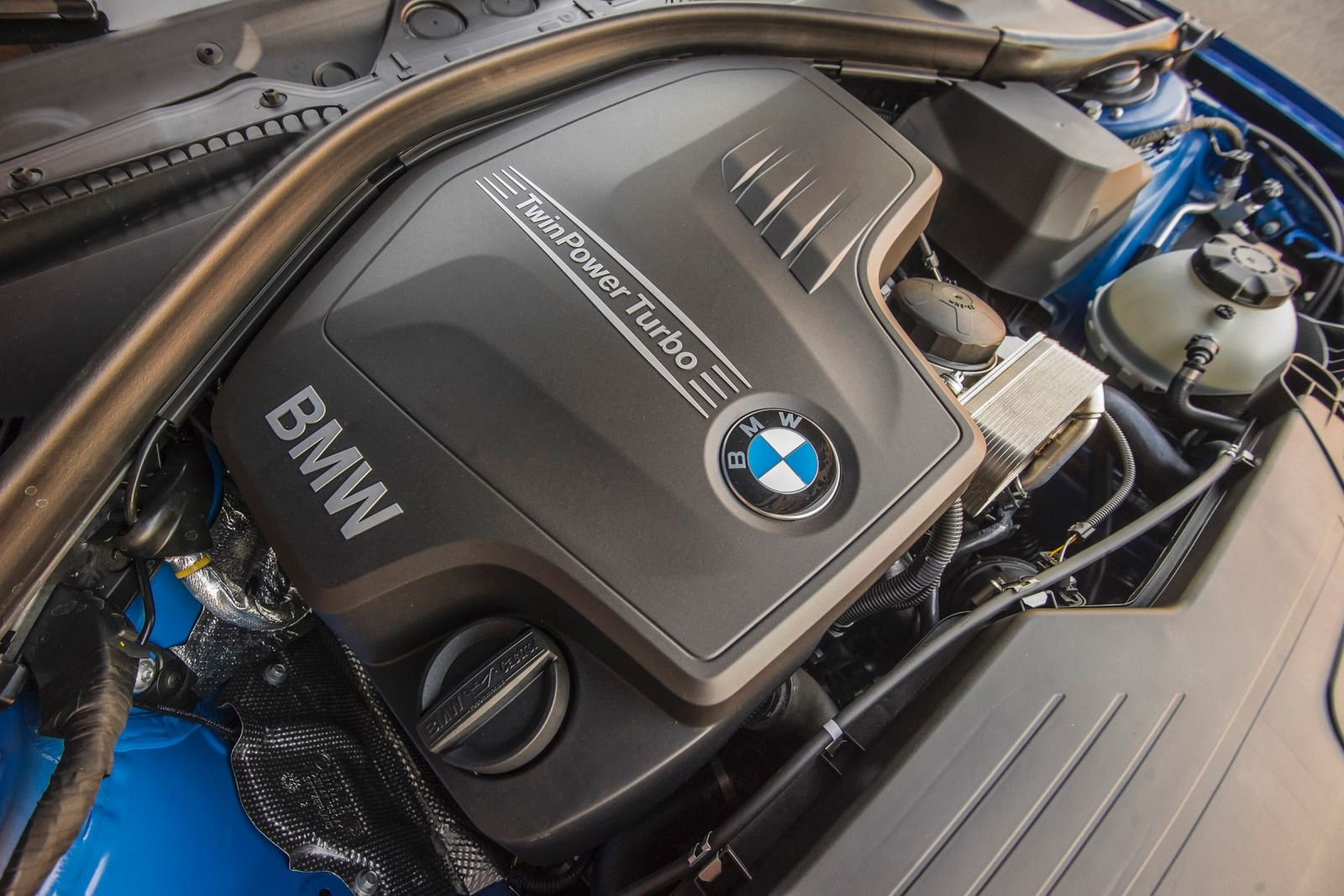 2015 BMW 4 Series - Engine