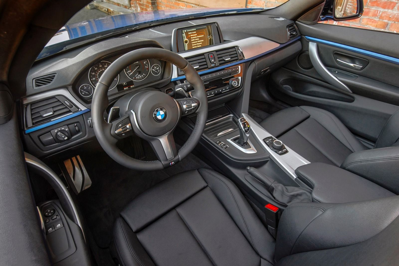2015 BMW 4 Series - Interior