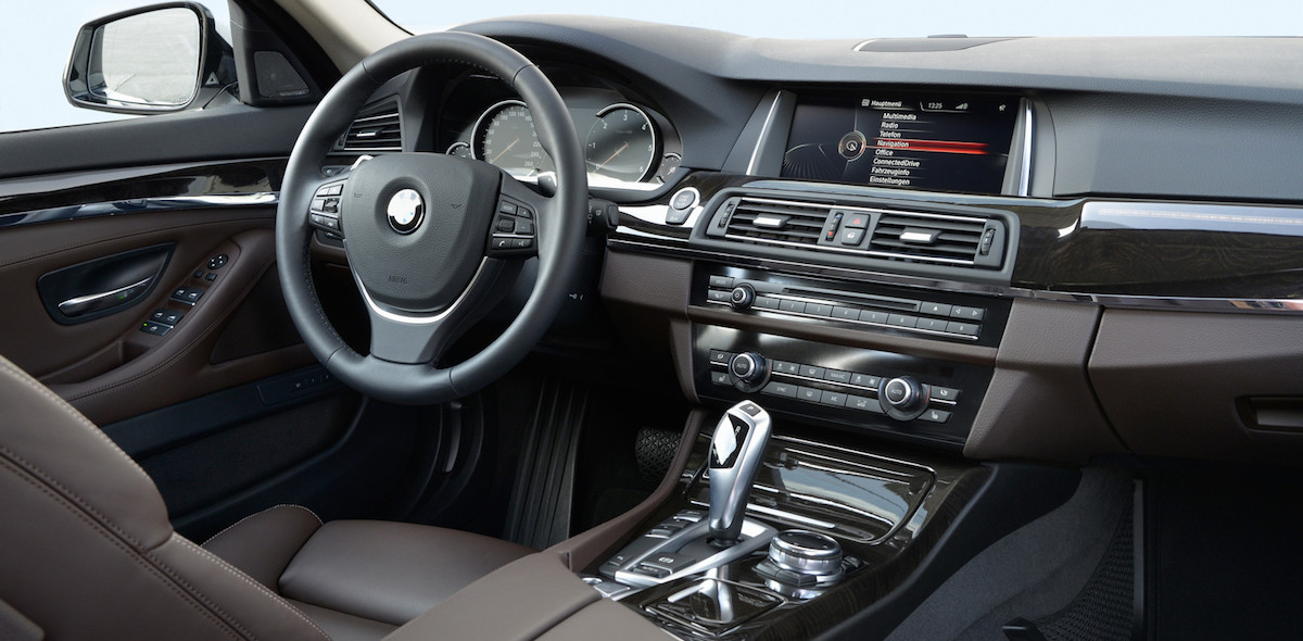 2015 BMW 5 Series - Interior