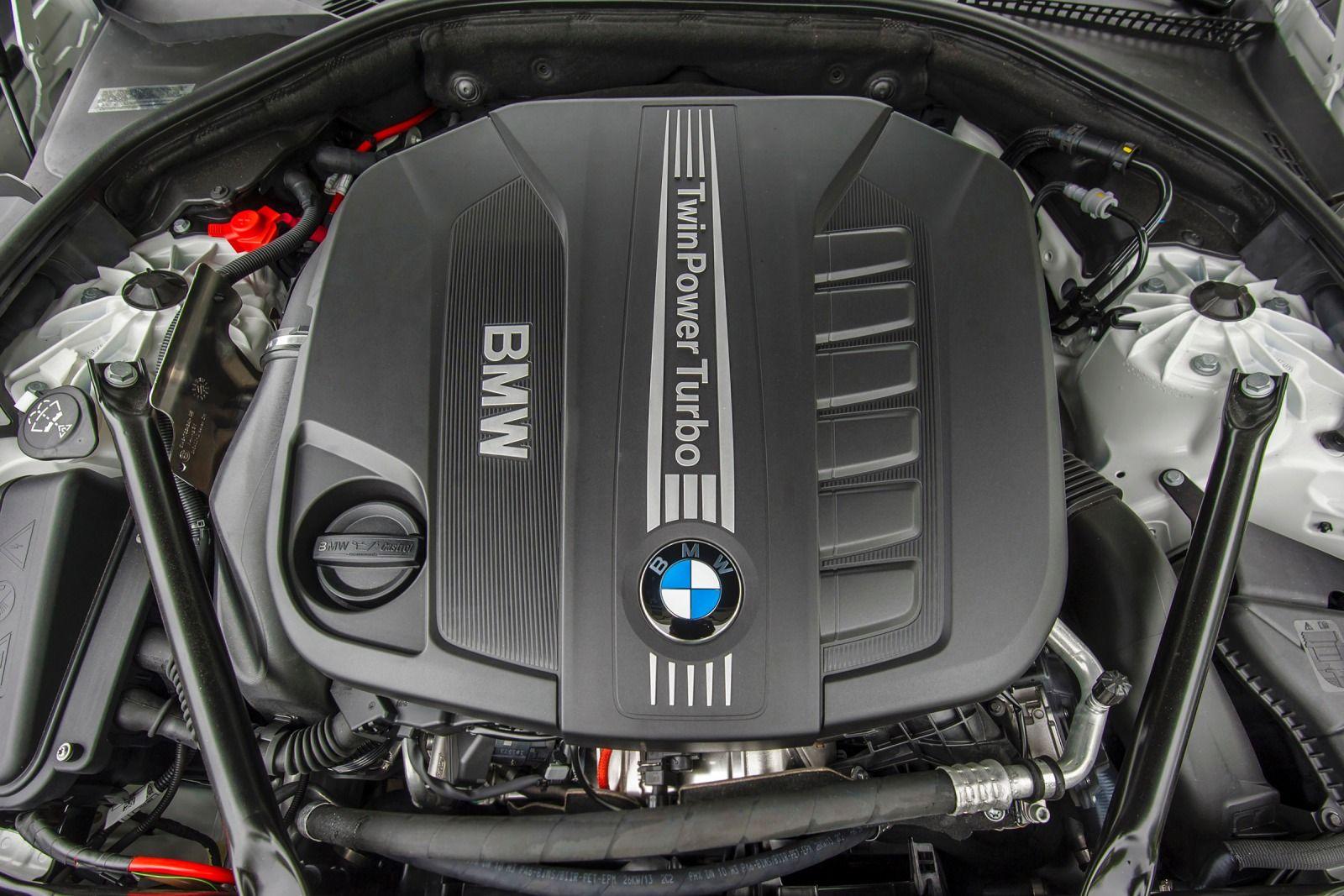 2015 BMW 5 Series - Engine