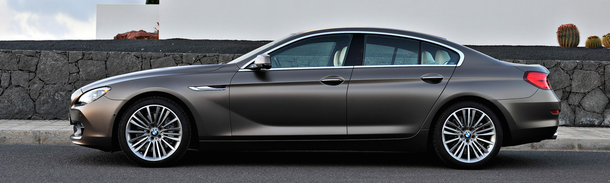 2015 BMW 6 series - Coupe