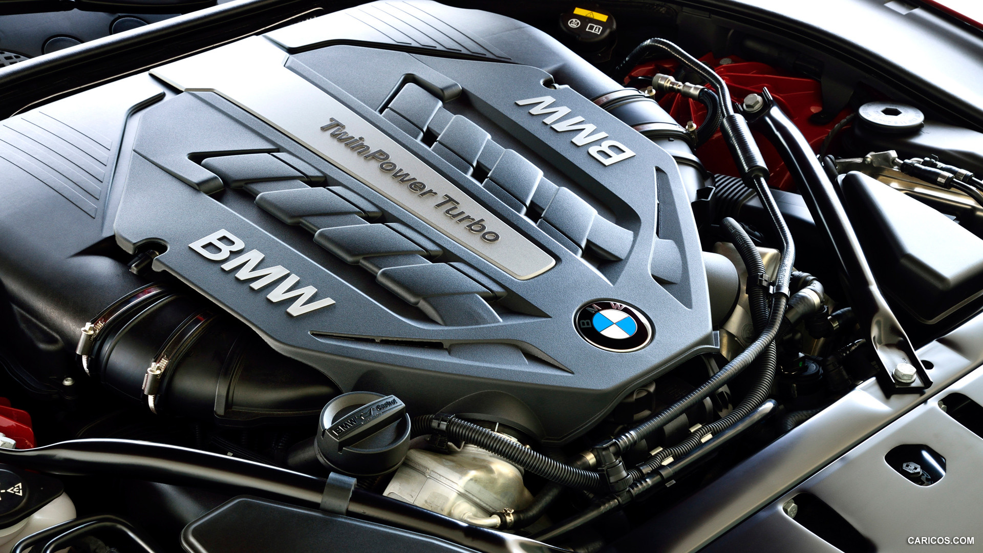 2015 BMW Series 6 Engine