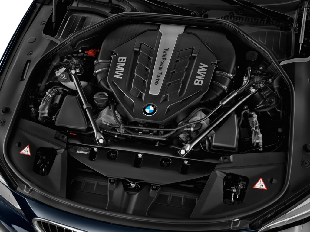 2015 BMW 7 Series Engine