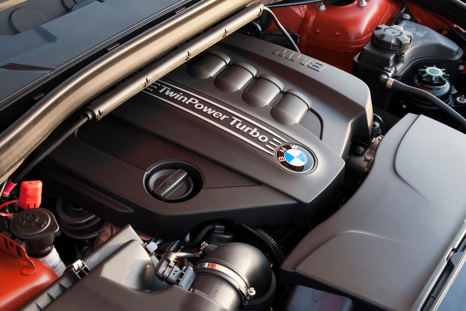 2015 BMW X1 - Engine