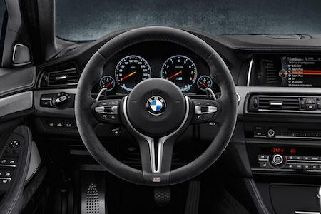 2015 BMW M5 Interior