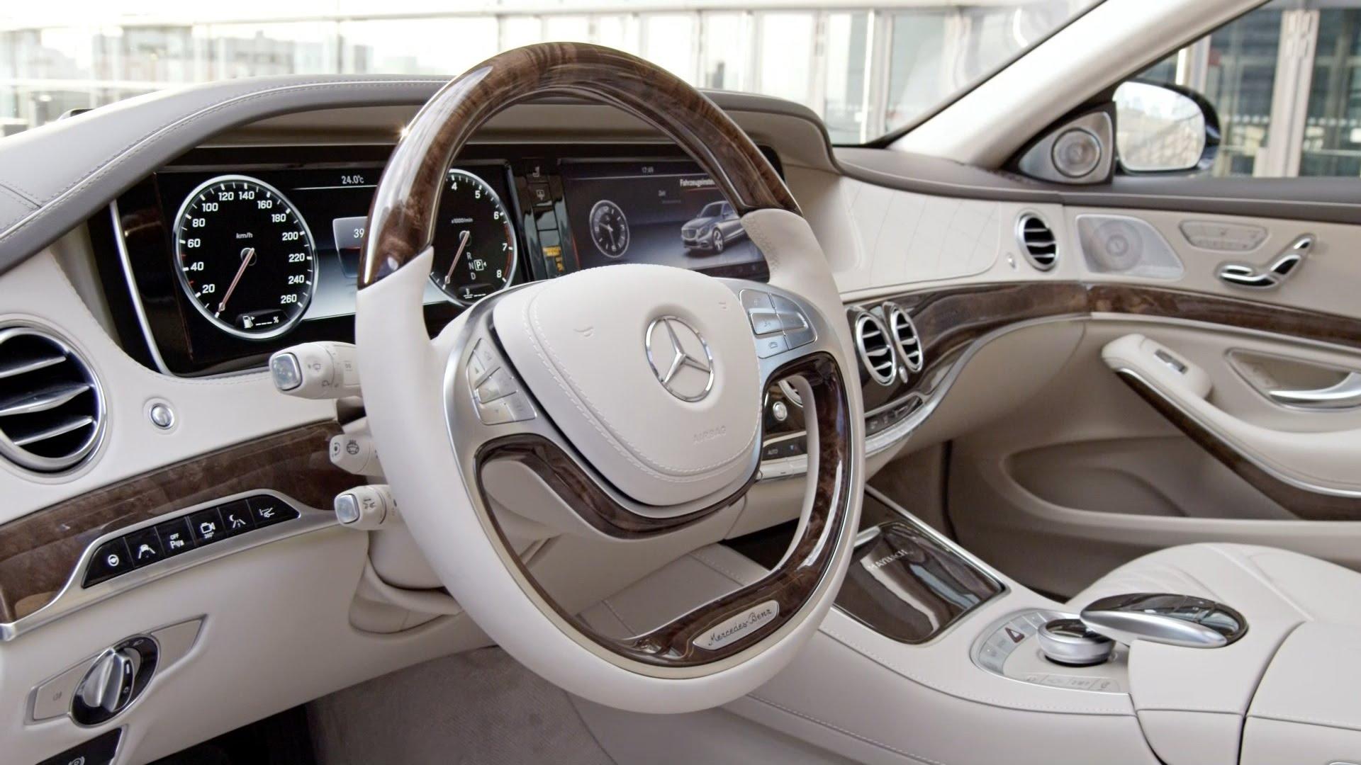 2016 Mercedes S Class Interior
