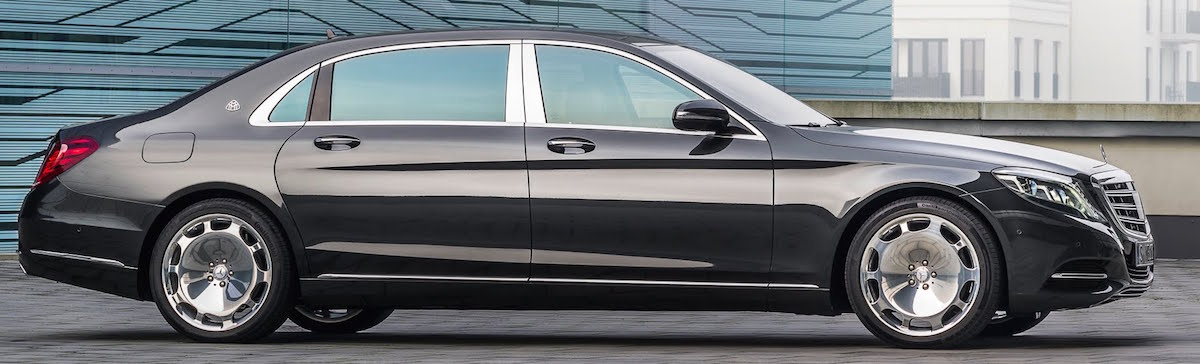 2016 Mercedes S Class