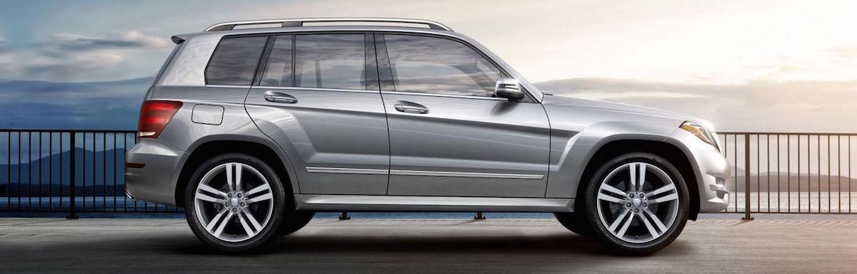2015 Mercedes GLK