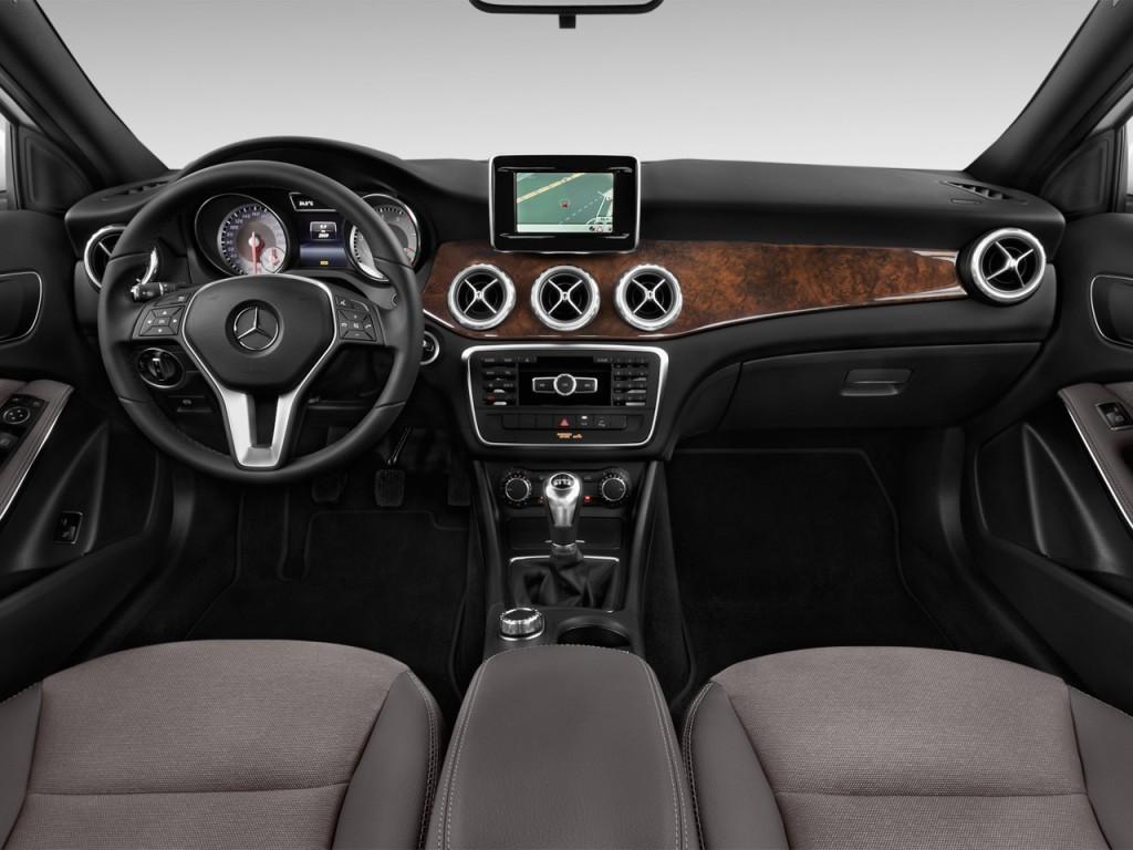 2015 GLA Class Interior