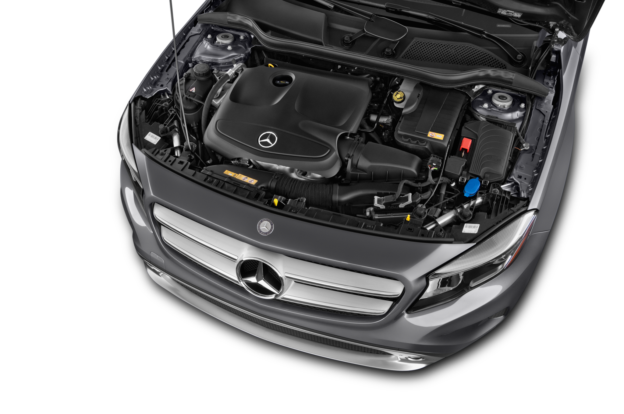 2015 Mercedes GLA Engine