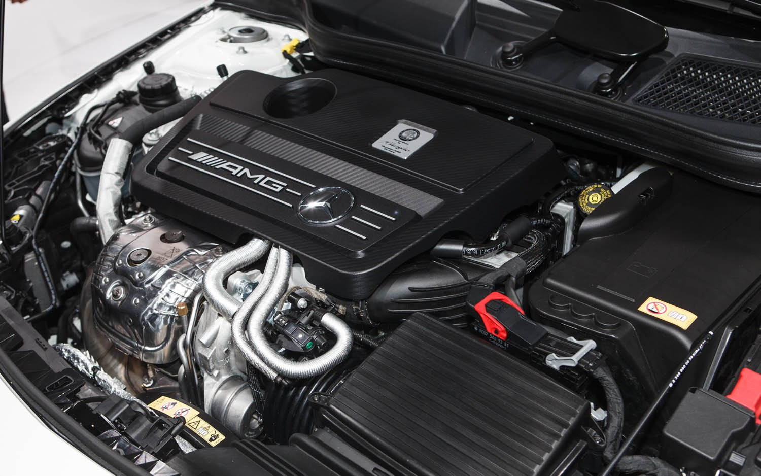 2015 Mercedes CLA Engine