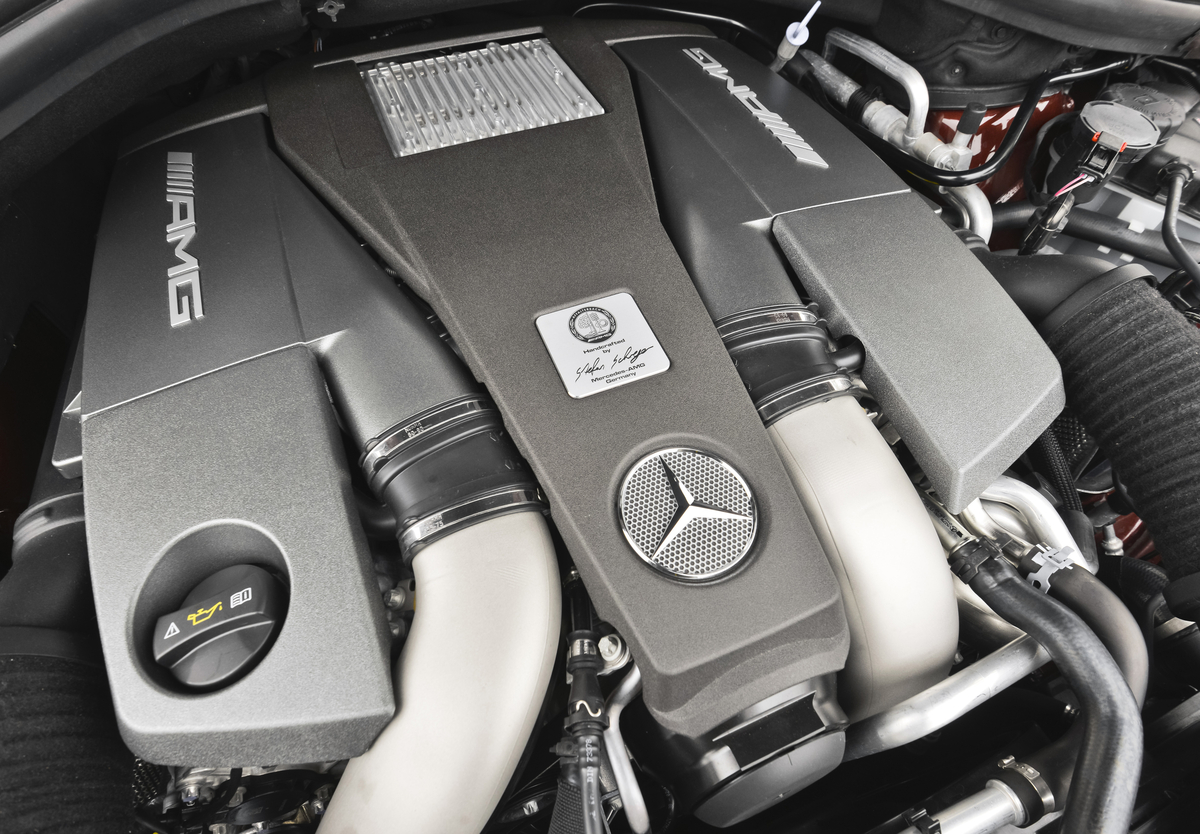 2015 mercedes benz gl engine