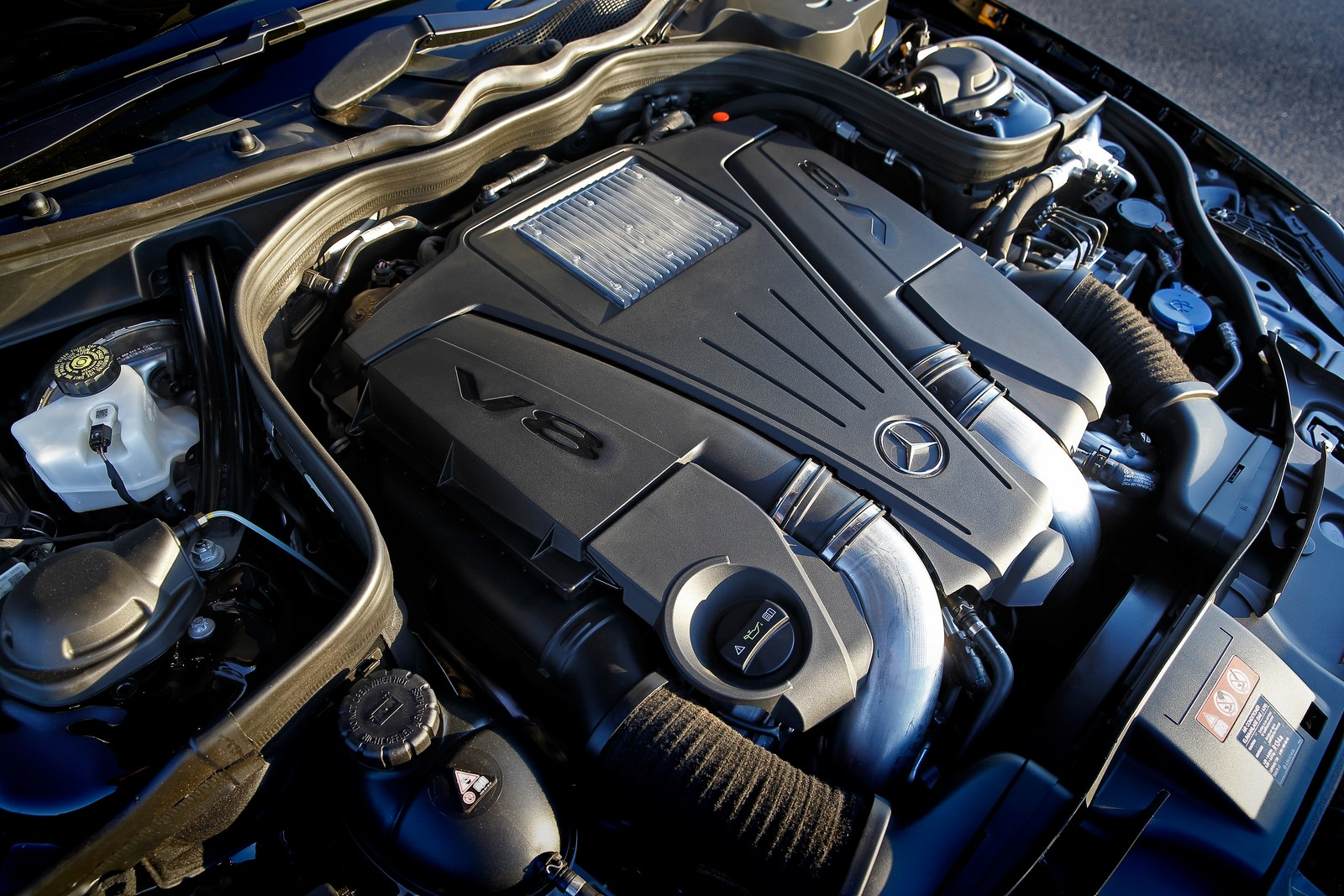 2016 Mercedes Benz CLS Class Engine