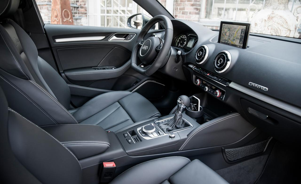 2016 audi a3 nowcar for Audi a3 interieur