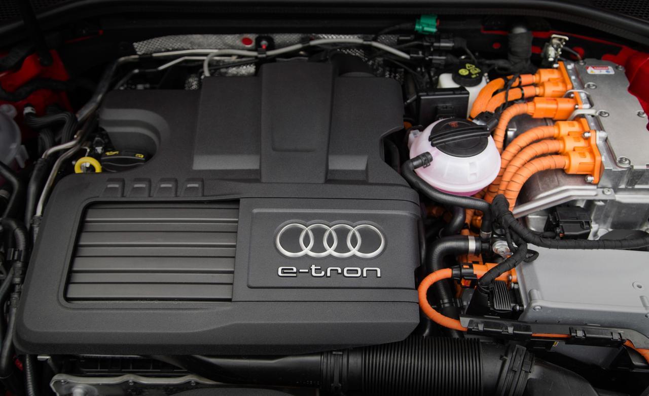 2016 Audi A3 Engine