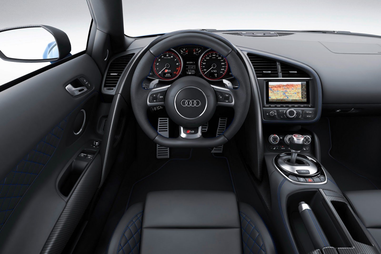 Audi r8 2015 interior images for Images of interior