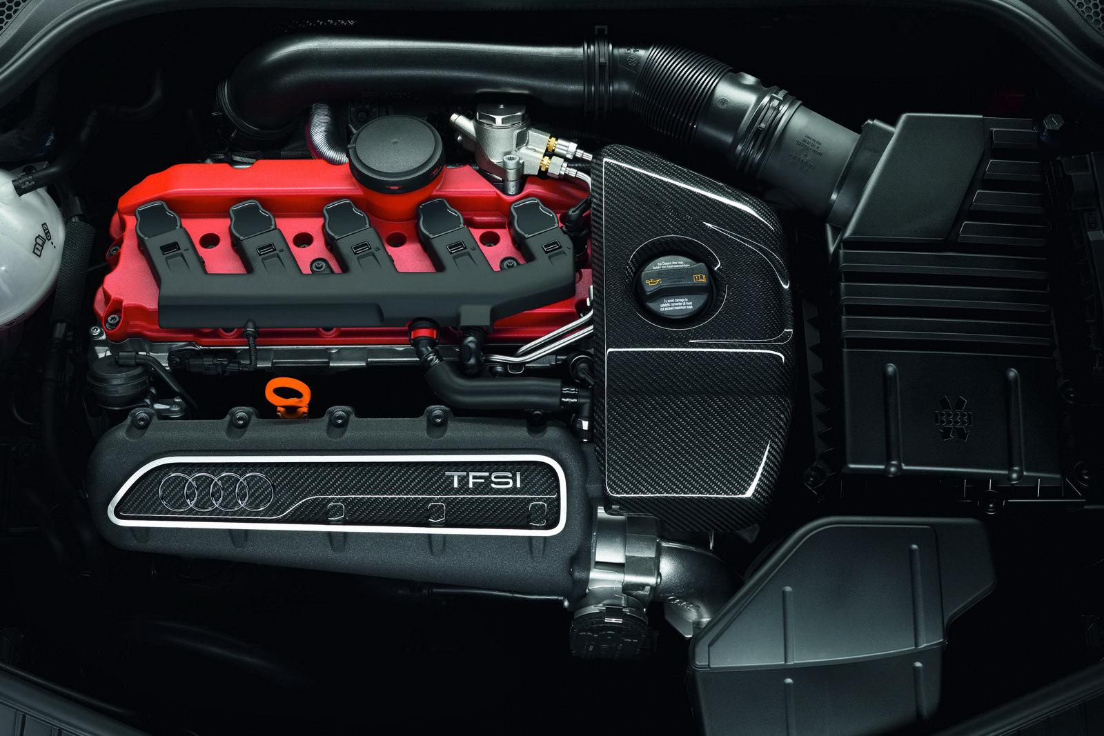 2016 Audi TT Engine