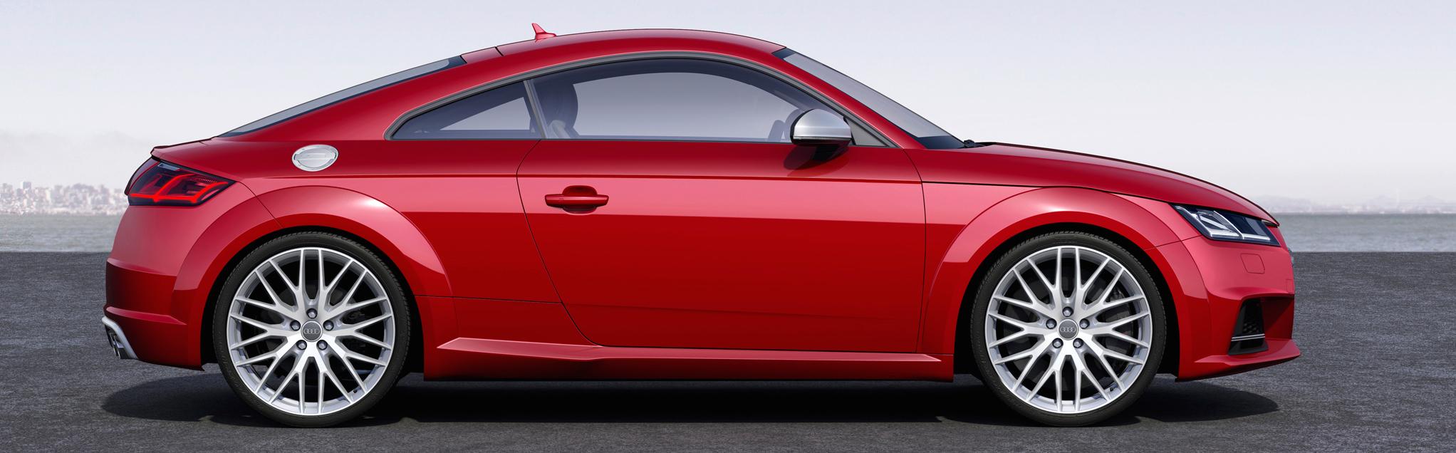 2016 Audi TT Exterior