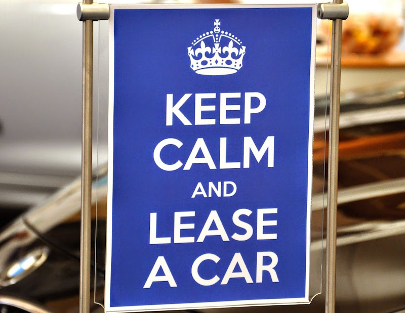 Keep Calm and Lease