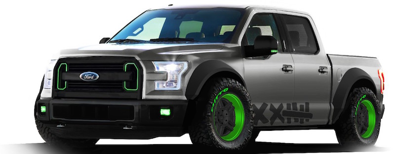 Modified Ford