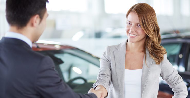 Personal Experience When Car Buying
