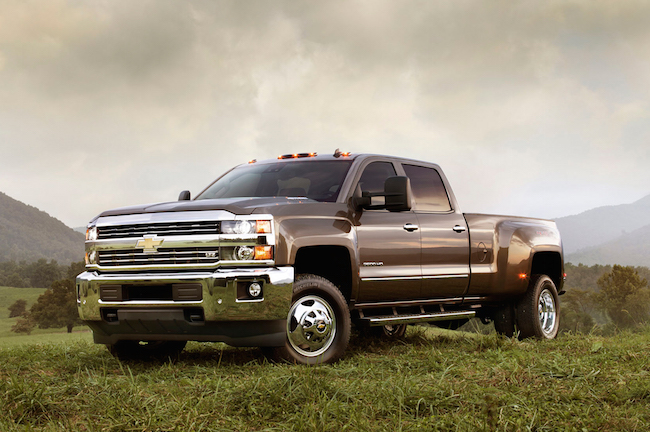 2015 Chevy Silverado 3500HD