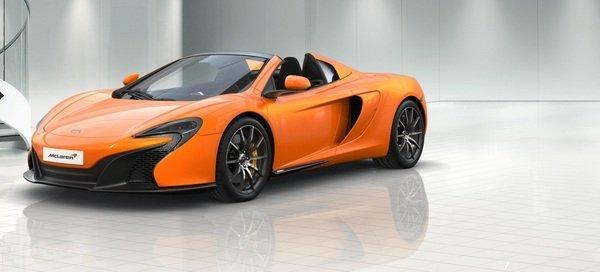 The McLaren P14