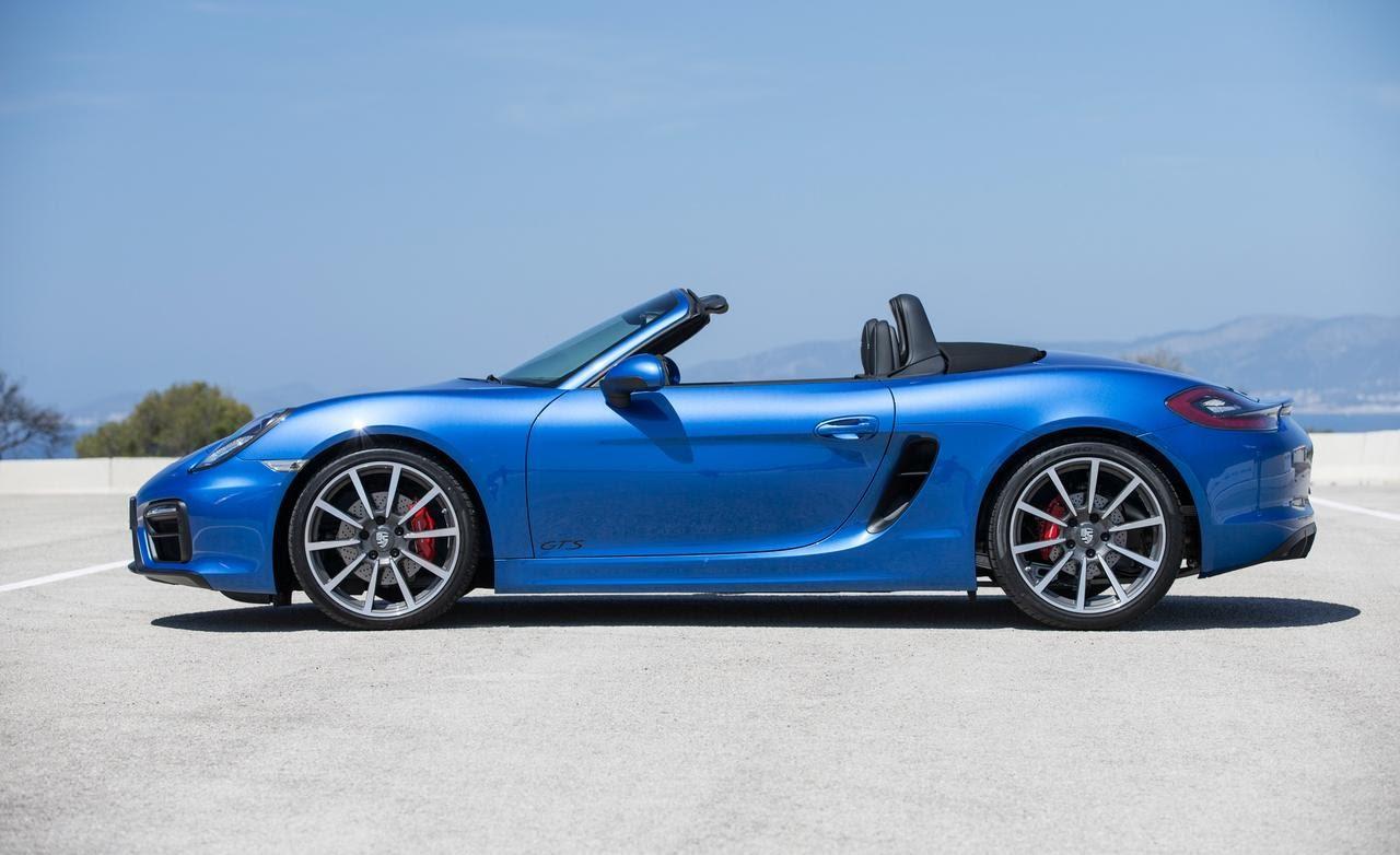 The Porsche GT4