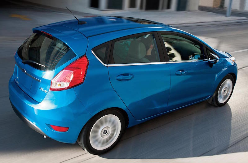 Ford Fiesta Compact