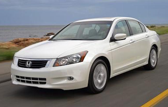 The 2008-2014 Honda Accord