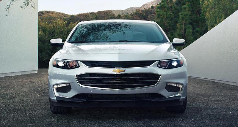 The 2016 Chevy Malibu