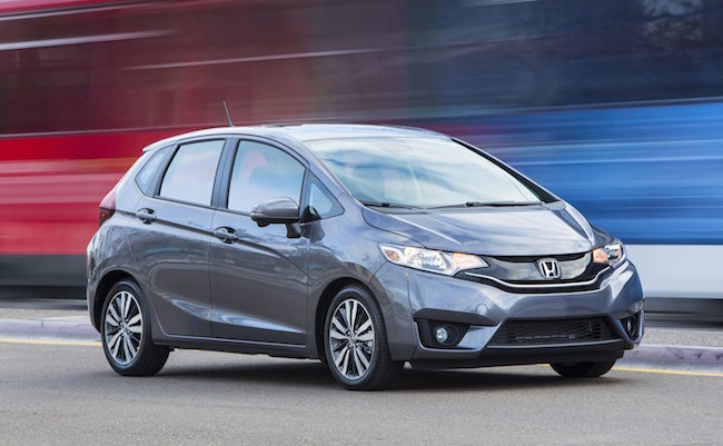 The 2016 Honda Fit