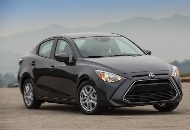 The 2016 Scion iA
