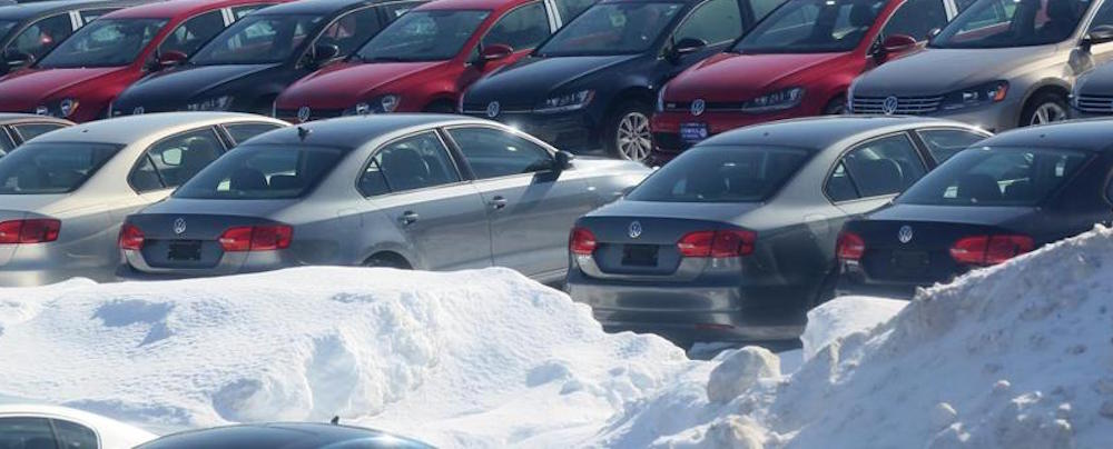 Buying a winter car