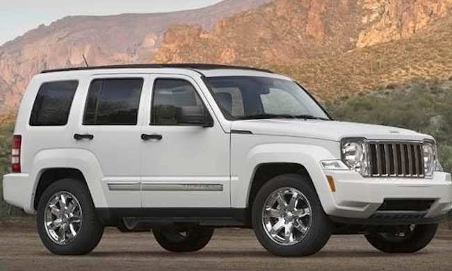 Jeep Liberty 2wd