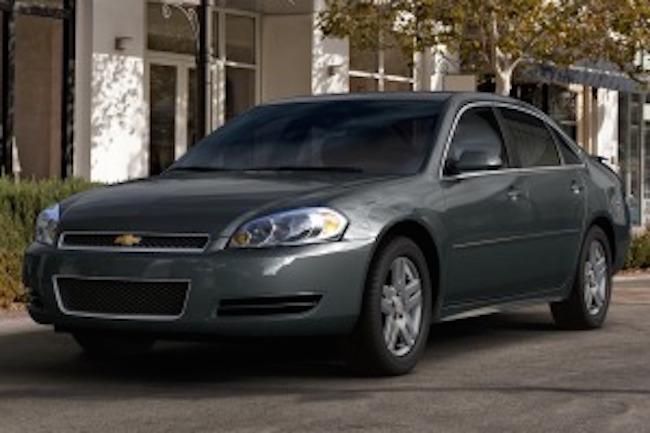 Chevy Impala LT