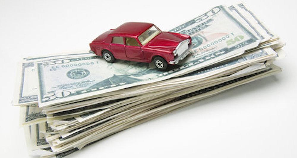 Buying car online