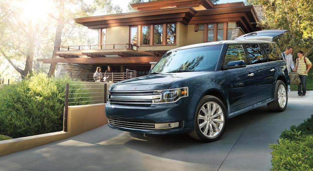 Ford Flex EcoBoost