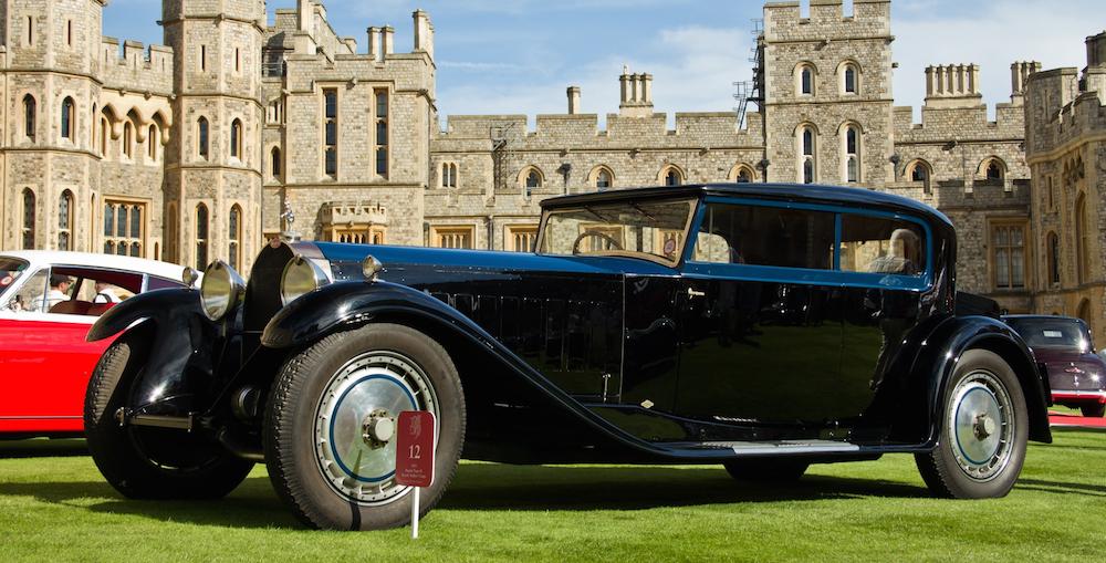 1931 Bugatti Royale Kellner Coupe/Bugatti Royale Berline de Voyage