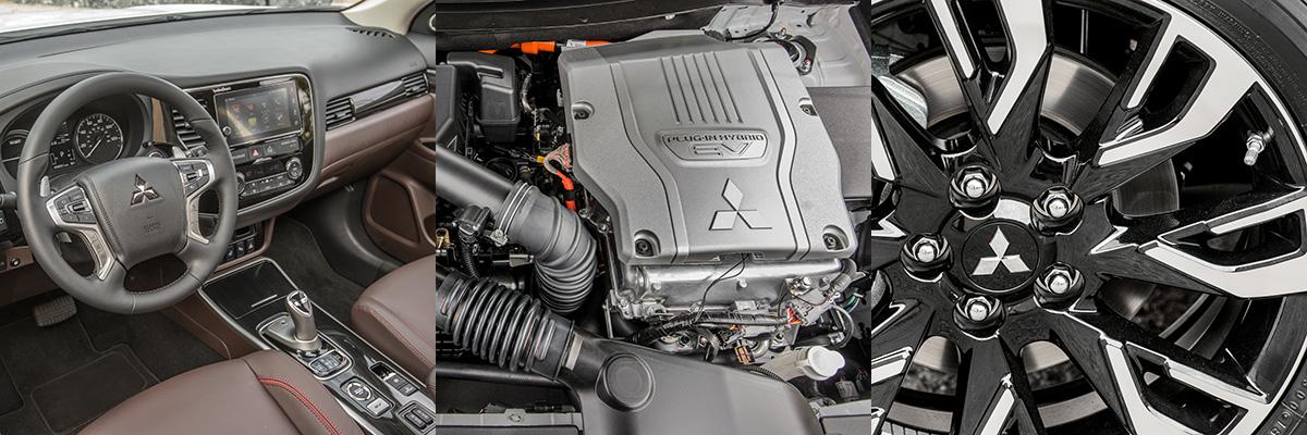 2017 Mitsubishi Outlander PHEV specs